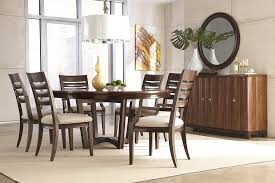 elegant round wood dining table for 6 81 with additional modern sofa design with round wood