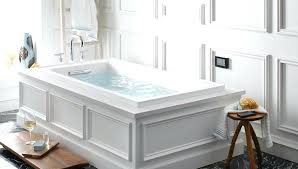 kohler jetted tubs ideas cast iron whirlpool tubs imposing tub kohler jetted tubs