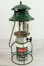 Vintage Coleman 5101 Lp Gas Camping Lantern For Sale Online Ebay