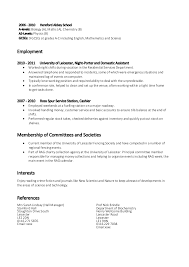 example of skills to put on a resume example skill based cv