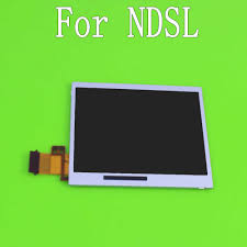 <b>YuXi Top Bottom</b> Upper Lower LCD Screen Display for Nintend DS ...