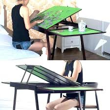 furniture s toronto inspirational jigsaw puzzle table woodworking plans awesome