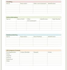 emergency contact template permalink to emergency contact list template light design selimtd