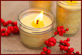 how to make beeswax candles 8