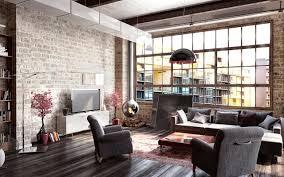 Interior Loft Design Ideas How To Create A Modern Interior In Loft Style