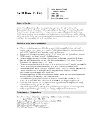 Pre Sales Engineer Resume Sample Photo Album For Website Technical