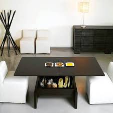 coffee table transforms into dining table transforming dining table transforming table transforming dining