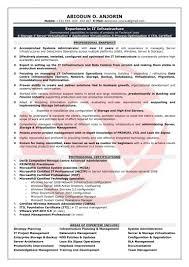 Tsm Administration Sample Resume Cad Technician Cover Letter