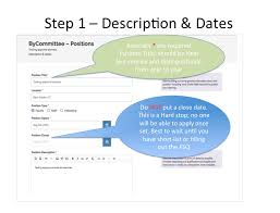 interfolio upload letter of recommendation interfolio six steps to a job posting faculty administrative