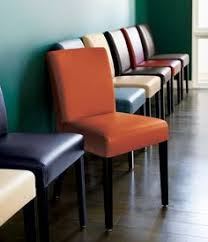 crate barrel furniture reviewslowe ivory leather. Stylish And Contemporary Lowe Wraps The Classic Parsons-style Chair In Pure Color, With A Wide Range Of Hues Pebbled, Bicast Leather. Crate Barrel Furniture Reviewslowe Ivory Leather