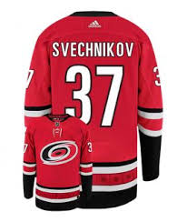 Jersey Adidas Authentic Hurricanes Carolina Hockey Svechnikov Nhl Home Andrei