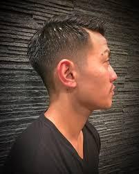 男気ワイルド バーバー スタイル シンガポールヘアカタログ高級