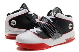 lebron 4 shoes. nike zoom lebron soldier iv(4) basketball shoe white black red lebron 4 shoes