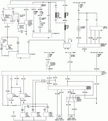 1987 toyota 4x4 wiring diagram toyota pickup wiring diagram