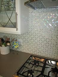glass kitchen tiles. Original Nancy Blandford Ceramic And Glass Kitchen Backsplash Tight S Rend Hgtvcom Tiles B