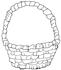 Small Picture Basket Coloring SheetColoringPrintable Coloring Pages Free Download