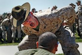 Image result for drill sergeant