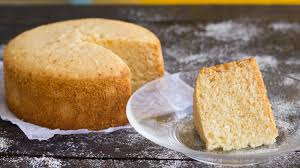 Eggless Vanilla Sponge Cake In Pressure Cooker The Terrace Kitchen