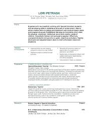 preschool resume samples preschool teacher resume samples k examples profile selected