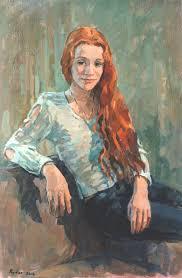 Susan Ryder RP NEAC Portrait Painter Women Art Chicas.