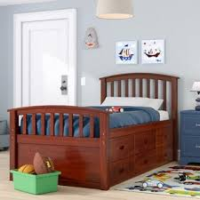 dolby twin slat bed with drawers