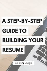 339 Best Resume Tips Images On Pinterest Resume Tips Resume