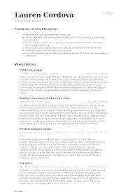 Day Care Resume Sample Daycare Resume Breathelight Co