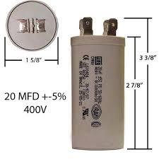 weg 20 mfd 400 vac motor run capacitor capacitorwarehouse com weg 20 mfd 400 vac motor run capacitor