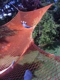Ultimate back yard hammock! (so cool)