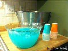 PERFECT Baby Blue Punch Blue Hawaiian Punch And Sprite I Blue Punch For Baby Boy Shower