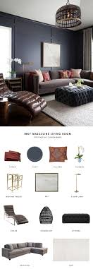 Man Living Room 25 Best Ideas About Masculine Living Rooms On Pinterest