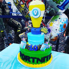 Birthday Cakes Fortnite Birthday Cake Yesbirthday Home Of