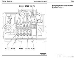 battery light? newbeetle org forums 2001 Volkswagen Beetle Battery Fuse Box attached images files 2001 vw beetle battery fuse box diagram
