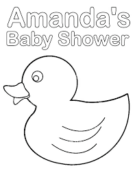 baby shower coloring pages coloring pages of baby chicks free baby coloring pages baby shower
