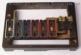 wylex standard 6 way fusebox brown wooden frame partially assembled brown wylex fuse box