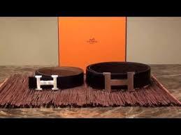 Hermes H Buckle Belt Comparison Overview 42mm Vs 32mm Large