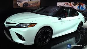 2018 toyota white camry with red interior. unique toyota 2018 toyota camry xse  exterior and interior walkaround debut at 2017  detroit auto show youtube intended toyota white camry with red interior s