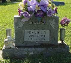 Edna Polly Riley (1934-2007) - Find A Grave Memorial