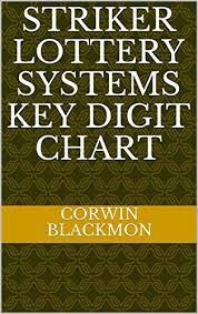 Striker Lottery Systems Key Digit Chart