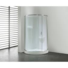 Ove Decors Shower Doors Ove Decors 31 In X 31 In X 76 In Shower Kit With Reversible