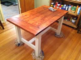 Make Your Own Kitchen Table Make Your Own Rustic Dining Room Table Dining Room Sets
