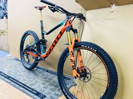 Scott Genius 700 Tuned Mountain Bike 2018 Full Suspension Mountain Bike