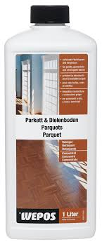 Viele fußböden benötigen spezielle fußbodenreiniger und besondere pflege. Wepos Parkett Dielen Reiniger Konzentrat Migros