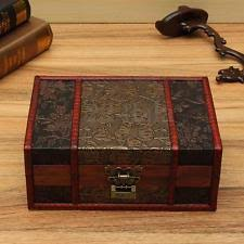 Decorative Wood Boxes With Lids Decorative Wooden Boxes eBay 29