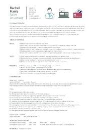 Assistant Sales Manager Resume Sample