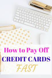 how to pay off credit cards fast 3 ways to pay off credit card debt fast the frugal millionaire