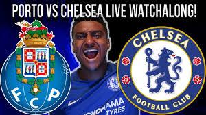 PORTO 0-2 CHELSEA HIGHLIGHTS - FC Porto vs Chelsea LIVE , UEFA Champions  League Quarter Final - YouTube