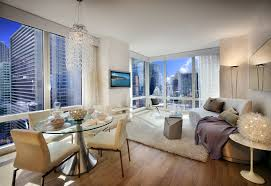 Sumptuous Apartment Decorating Ideas For Living Room In High Space - Small new york apartments decorating