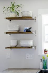 open wall shelves kitchen teak wood kitchen cabinet cherry kitchen cabinet metal bar stools with back