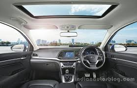 hyundai elantra interior 2016. 2016 hyundai elantra interior launched in india